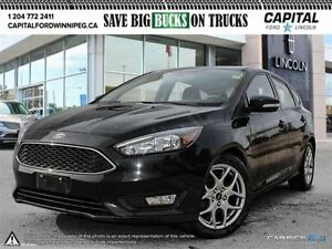 2015 Ford Focus SE HB *Rear Cam-Wireless Streaming*
