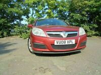 08 VAUXHALL VECTRA EXCLUS 1.9 CTDI DIESEL,MOT MARCH 022,2 OWNERS,2 KEYS,PART-HISTORY,LOVELY EXAMPLE