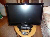 Ferguson 24ins LCD Flat Screen Television For Sale. TV in Working Order