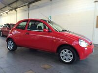 Ford KA 1.3 Style 3dr£690 + NEW MOT + P/X TO CLEAR +