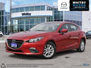 2015 MAZDA MAZDA3 GS-CONVENIENCE PACKAGE