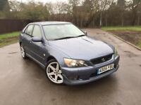 """Lexus IS 200 SE, 1 Owner, Service History, NAV-LEATHER,18"""" ALLOYS-BODYKIT, Excellent condition."""