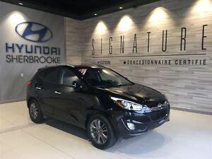 2014 Hyundai Tucson GLS AWD + CUIR + BLUETOOTH + AIR CLIMATISÉ