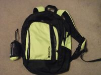 Rucksack with Waterproof Cover from Mountain Warehouse