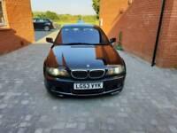 2003 BMW E46 330CI BLACK/HARMON KARDONS/HEATED SEATS/FSH/XENONS