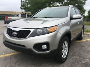 2013 Kia Sorento V6 LX AWD|Heated Seats|Push Button Start|