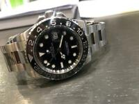 Rolex GMT Swiss 2836 correct hand stack Ultimate Version