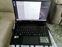 msi gaming laptop i7 rtx 16gb