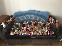 TY Beanie Babies job lot or individual sales check description for availability