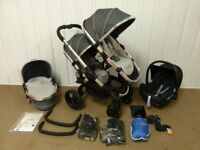 iCandy Peach 3 Truffle for Newborn and Toddler Full Travel System