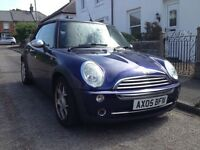 Mini Convertible, good condition very reliable fun little car used daily