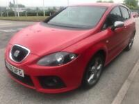 2006 SEAT LEON 2.0TDI FR / 12 MONTHS MOT / DPF REMOVED AND REMAPPED / FULL HISTORY
