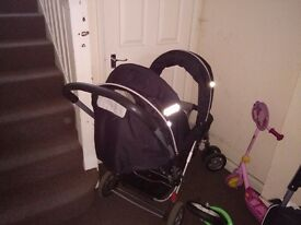 Strong Double buggy @ £30 -- Must go quick