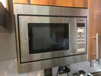 Bosch Microwave (Broken, Spare Parts)