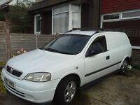 Astra van for spares or repair