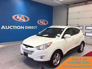 2012 Hyundai Tucson GLS AWD! BLUETOOTH HEATED SEATS, FINANCE NOW