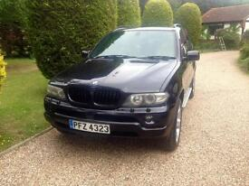 BMW x 5 exclusive diesel sport automatic