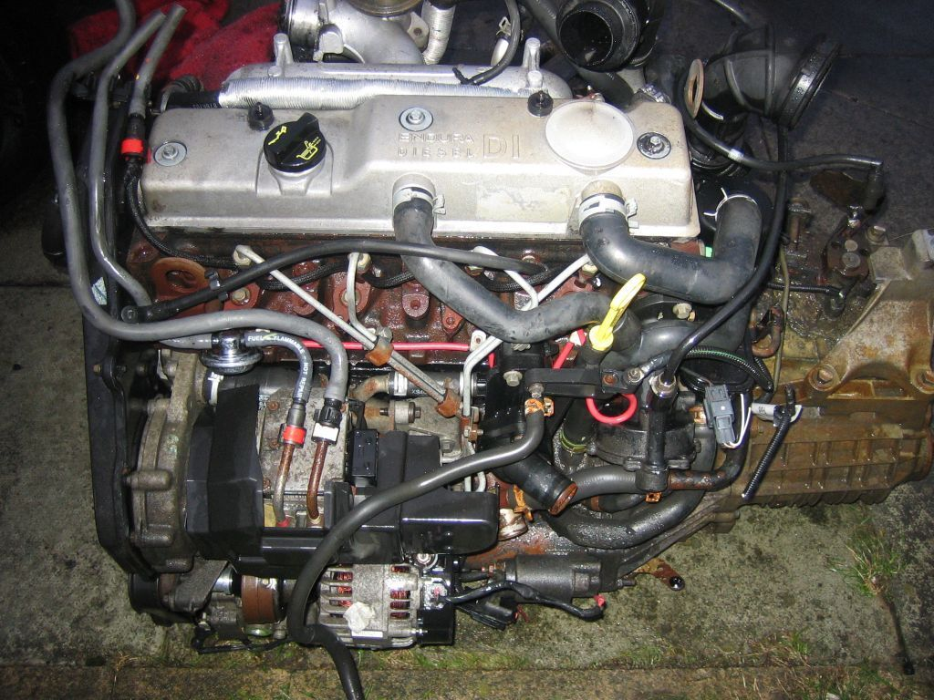 Ford Focus 2002 1 8 Tddi Engine And Gearbox Complete In Whitefield Manchester Gumtree