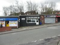 TRADITIONAL FISH & CHIP SHOP TO LET: DENTON: REF: G8847