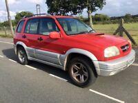 2000 Suzuki Grand Vitara Turbo Diesel 4x4