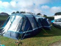 Kampa Filey 6 Air Beam Tent