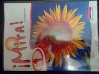 Mira ! 1 - Spanish school book -