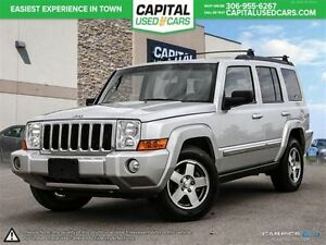 2010 Jeep Commander Sport *Power Driver Seat*