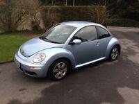 2007 Volkswagen Beetle full vw history