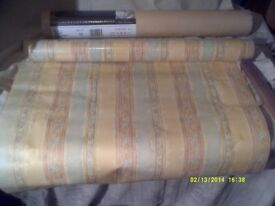 WALLPAPER 4 ROLLS of a STRIPED PATTERN ++++++++++