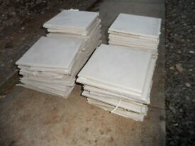 Ceramic wall tiles 20cmx20cm covering about 2 sqm