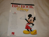 Clarinet Big Book of Disney Songs