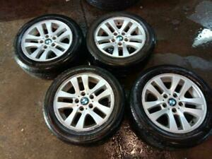 BMW 320 323 325 328 MAGS WITH SUMMER TIRES 205/55 R16