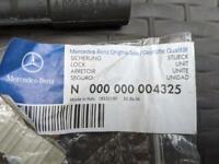 18533190 Set Fuse Box Mercedes Benz