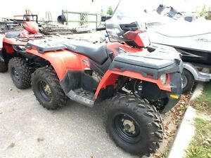 2012 polaris Sportsman 500 High Output