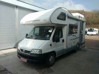 Swift Sundance 590 RS Motorhome - 5 Berth *very low mileage* Immaculate Condition