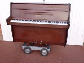 KAUFMANN VERY SMALL MODERN OVER STRUNG CAN DELIVER £290