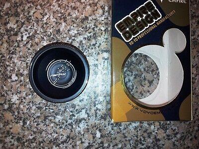 NEW Yoyo Empire Design Return Top Rainfly Black rare in Box like Draupnir