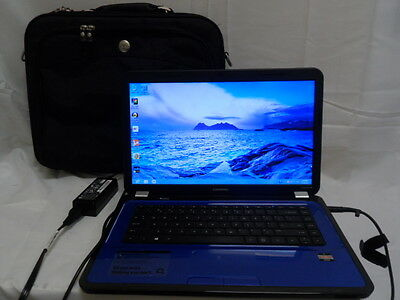 "COMPAQ CQ58-BF9WM LAPTOP 15.6"" 320GB 1GHZ 1.6GB W/BAG 99846-1"