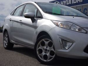 2011 Ford Fiesta SEL | AUTO | BLUETOOTH | ALLOYS | HEATED SEATS  Stratford Kitchener Area image 14