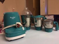 Preethi TRIO mixer grinder for sale(mixie)