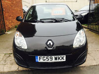 Renault Twingo 1.2 - 2010, ONLY 26K MILES!! Full Service History, 12 Months MOT, 2 Keys, 2 Owners!