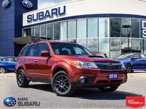 2010 Subaru Forester 2.5XT Limited at Multimedia
