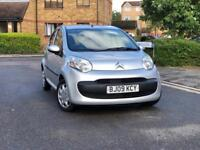 Citroen C1 1.4 HDi Rhythm 5dr £20 tax very economical EXCELLENT RUNNER DRIVE SUPERB Hpi Clear