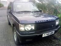Range Rover 1999 mk2 v8 lpg 4x4