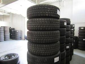 BRIDGESTONE BLIZZAK WINTER TIRES SIZE 225/65/17 80% Tread