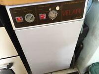 Oil fired central heating boiler 40/50 BTU