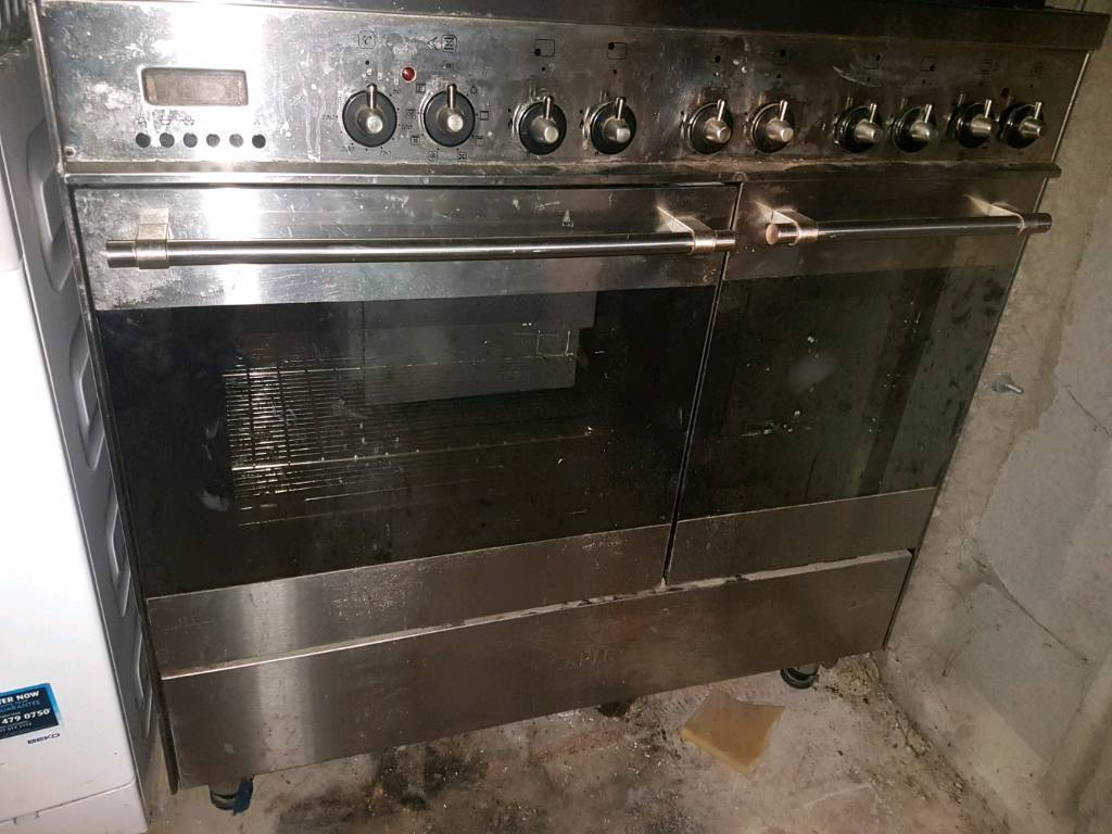 Maple Range Cooker, Good Working order, JUST NEEDS A CLEAN