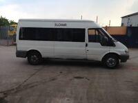 Ford transit minibus mot February 2019