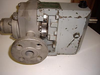 Albin Positive Displacement Pump Model 107u53a31b1a0t A1