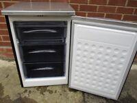 Freezer, 2yr old 22 inch wide Swan undercounter freezer still in mint condition